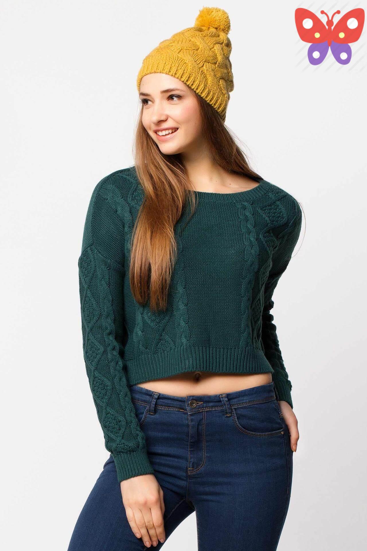 2016-kazak-modelleri-yeşil-bayan-4