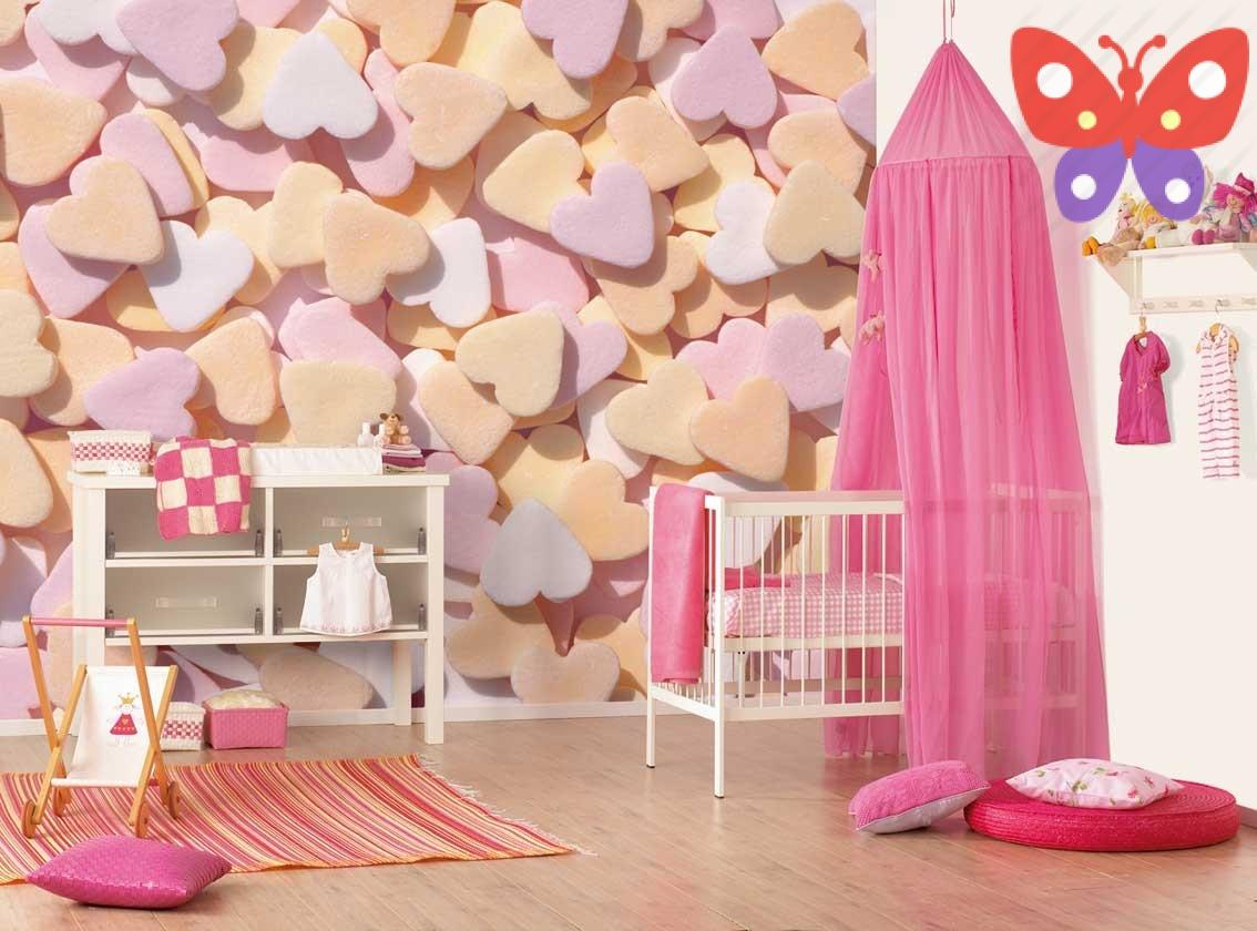 2Trend-Kız-Bebek-Odası