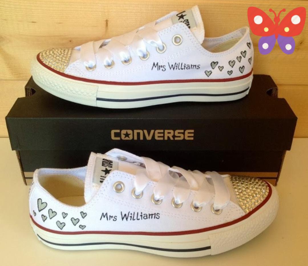 converse-gelin-ayakkabısı-yapımı