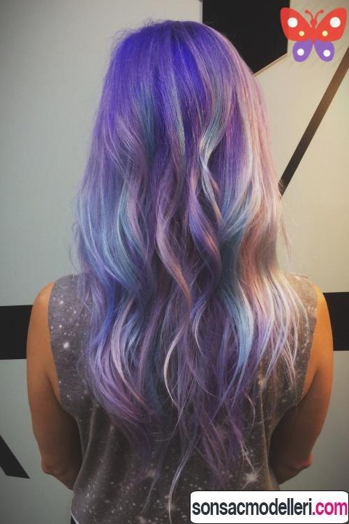 galaksi saç renkleri