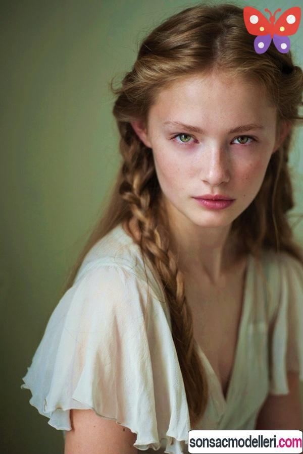 mavi göz kül rengi sarı saç