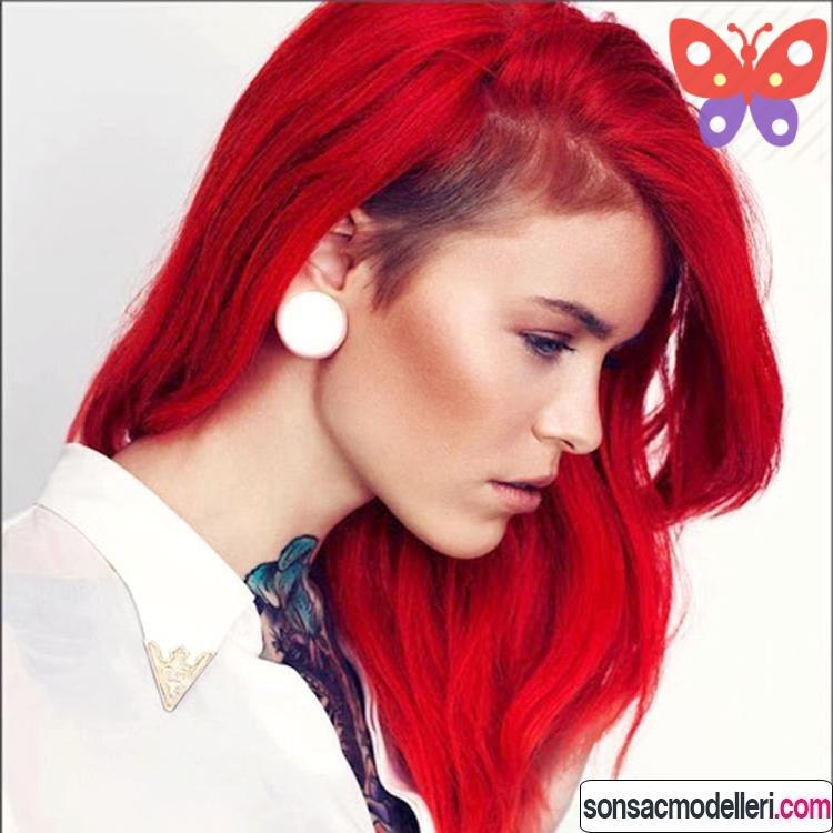 neon saç renkleri